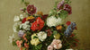 A Bouquet of Mixed Flowers, 1881  to Hide a TV