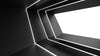 Abstract Architecture Design to Hide a TV