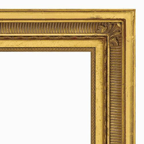 M8020 - Gold TV Frame - Artisan Collection by Frame My TV