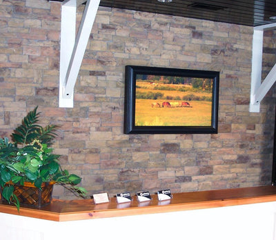 Decorative TV Frames Custom Made for YOUR TV - #1 Rated Provider ...