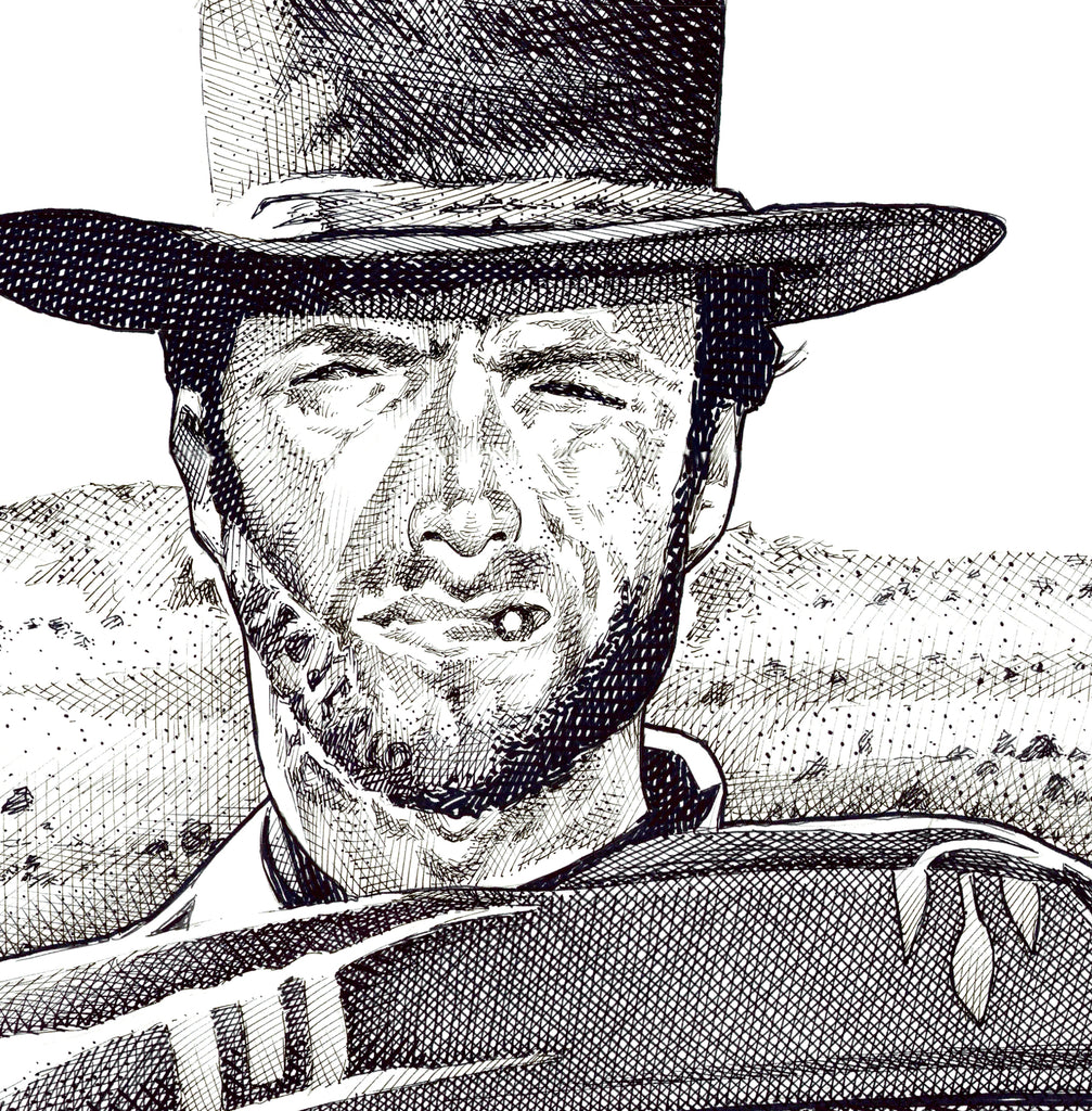 Clint Eastwood | Man With No Name