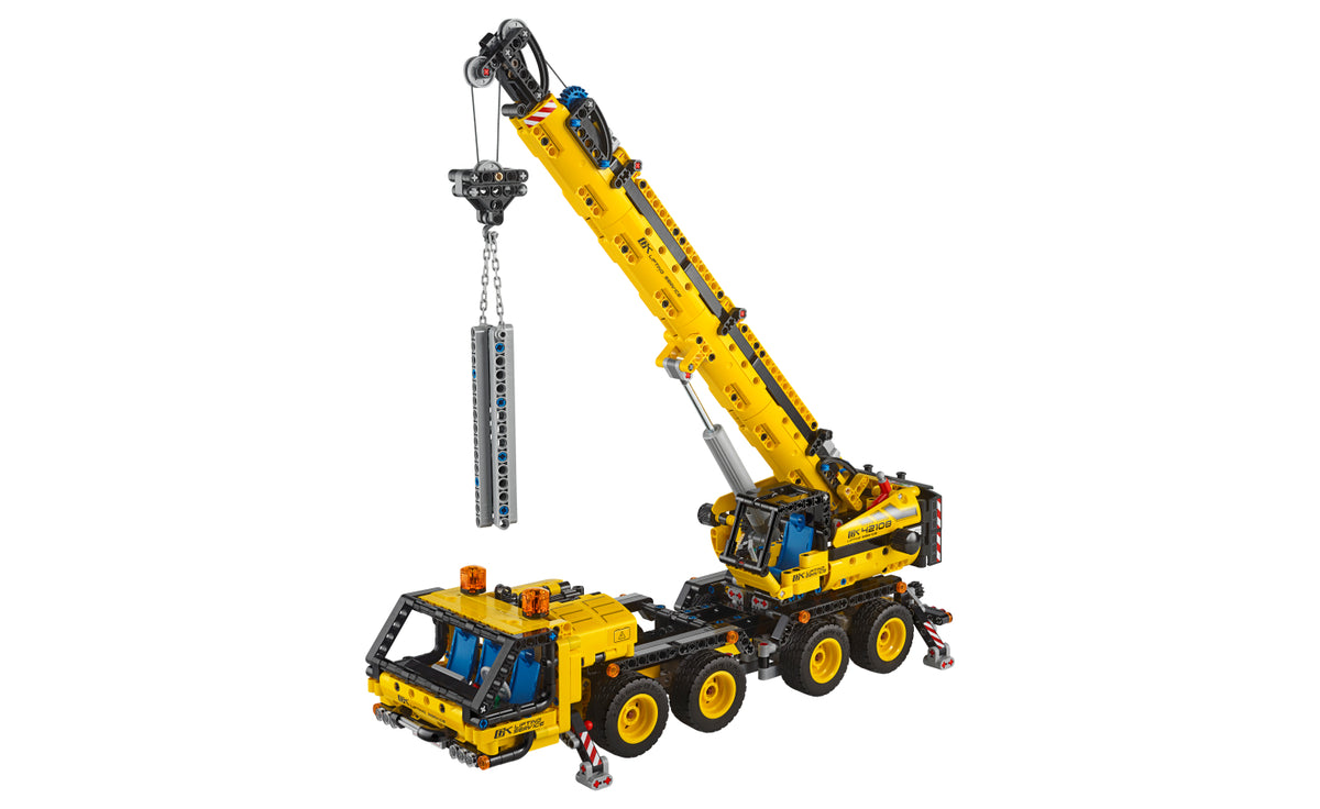 42108 | LEGO® Technic™ Mobile Crane – Great Yellow Brick