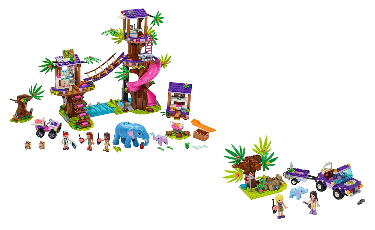 5041421 | LEGO® Friends Jungle Adventures Bundle