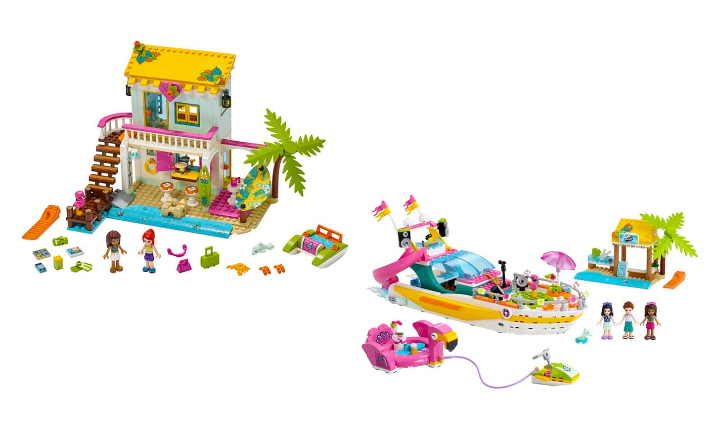 5041422 | LEGO® Friends Beach Party Bundle