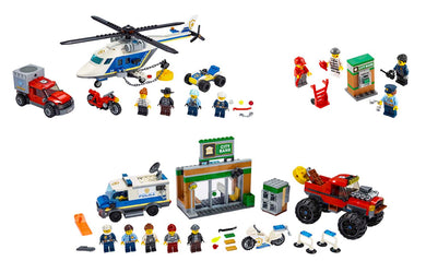 5060222 | LEGO® City Police Patrol Bundle
