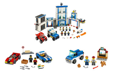 5060223 | LEGO® City Epic Police Bundle