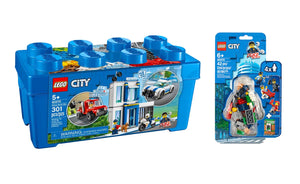 5060224 | LEGO® City Police Starter Kit Bundle