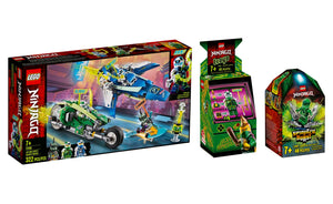 5071705 | LEGO® NINJAGO® The Green Ninja's Battle Bundle
