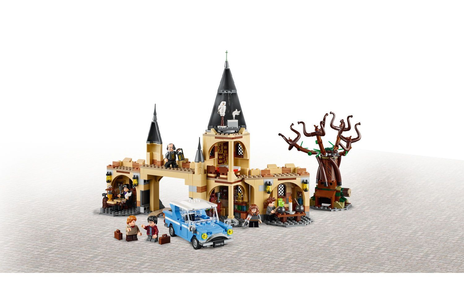 lego® harry potter™ hogwarts™ whomping willow™ - great