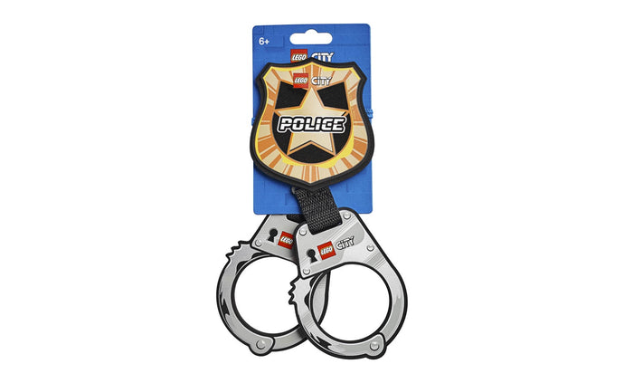 854018 | LEGO® City Police Handcuffs & Badge