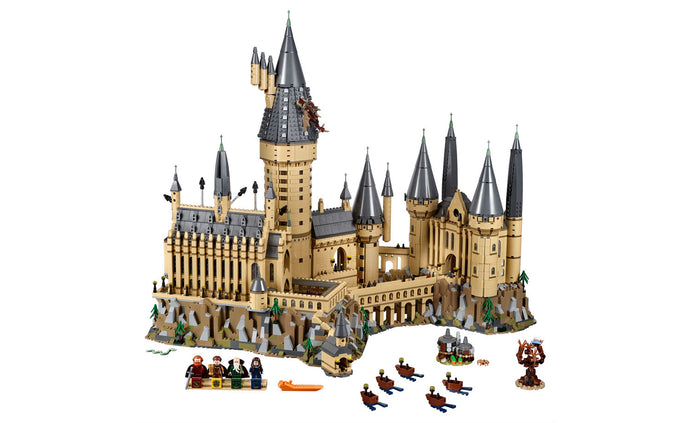 LEGO® Harry Potter™ The Hogwarts Castle
