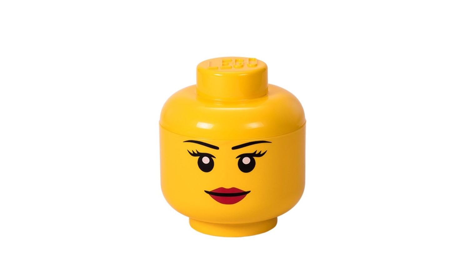 21725 | LEGO® Storage Head (Large) - Girl