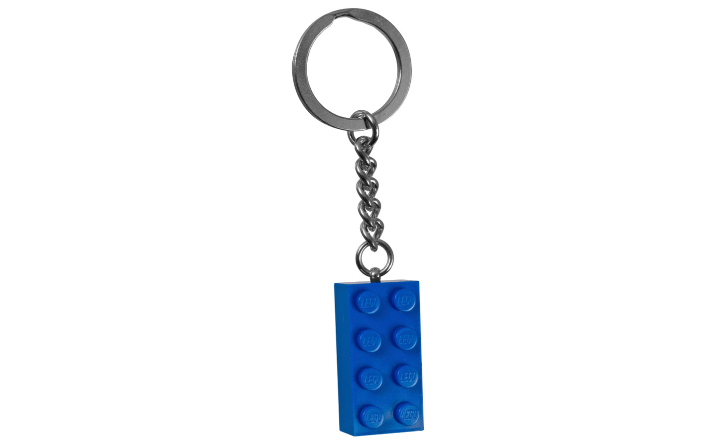 850152 | LEGO® Iconic Key Chain 2x4 Stud Blue