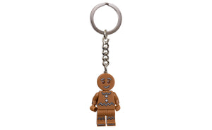 851394 | LEGO® Iconic Key Chain Gingerbread Man