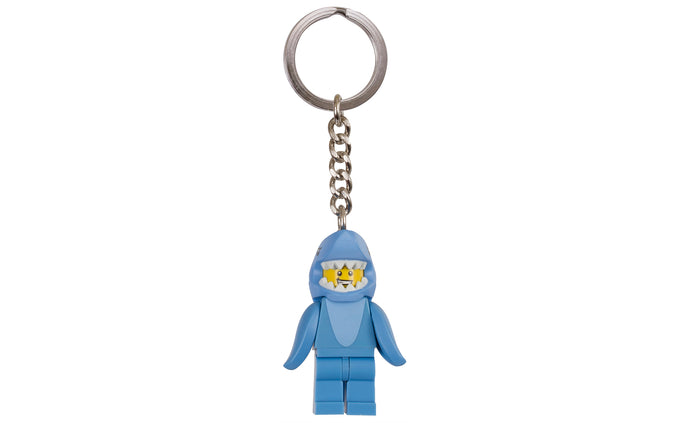853666 | LEGO® Iconic Shark Suit Guy Key Chain