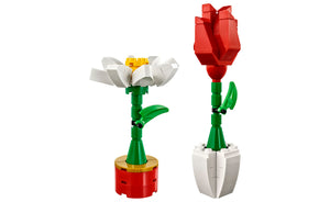 LEGO® Iconic Flower Display