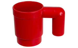 851400 | LEGO® Iconic Upscaled Mug - Red