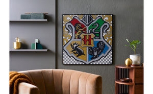 31201 | LEGO® Art Harry Potter Hogwarts Crests