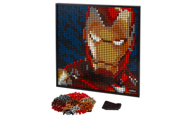 31199 | LEGO® Art Marvel Studios Iron Man