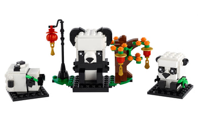 40466 | LEGO® BrickHeadz™ Chinese New Year Pandas