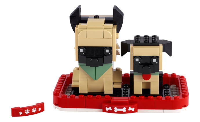 40440 | LEGO® Brickheadz™ German Shepherd