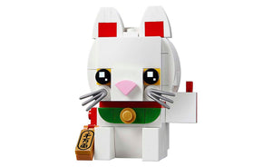 LEGO® BrickHeadz™ Lucky Cat