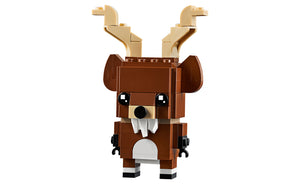 40353 | LEGO® BrickHeadz™ Reindeer, Elf and Elfie