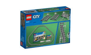 LEGO® City Tracks