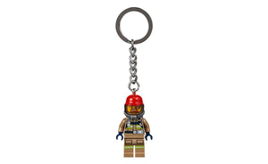 853918 | LEGO® City Firefighter Key Chain