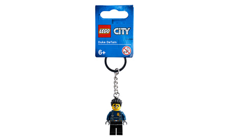 854005 | LEGO® City Duke DeTain Key Chain