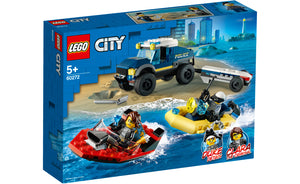 60272 | LEGO® City Elite Police Boat Transport