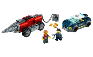 60273 | LEGO® City Elite Police Driller Chase
