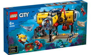 60265 | LEGO® City Ocean Exploration Base