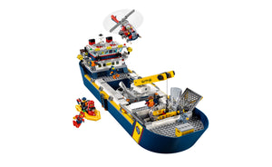 60266 | LEGO® City Ocean Exploration Ship