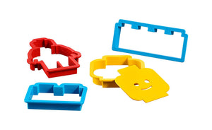 853890 | LEGO® Cookie Cutters