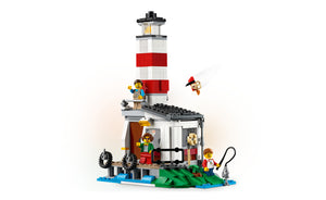 31108 | LEGO® Creator 3-in-1 Caravan Family Holiday