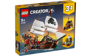 31109 | LEGO® Creator 3-in-1 Pirate Ship