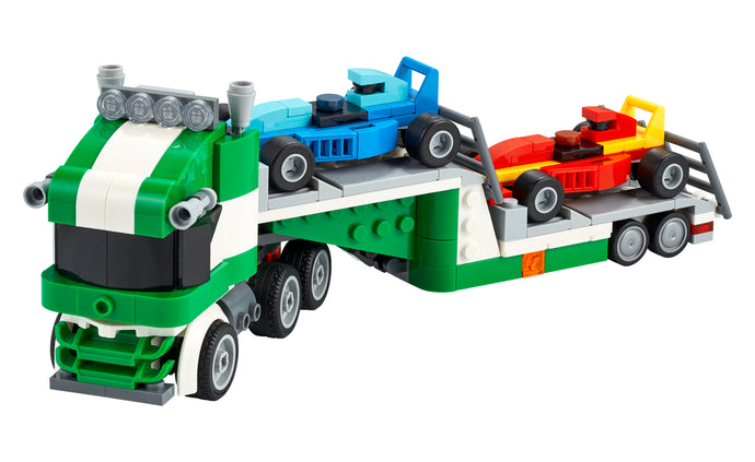 31113 | LEGO® Creator 3-in-1 Race Car Transporter