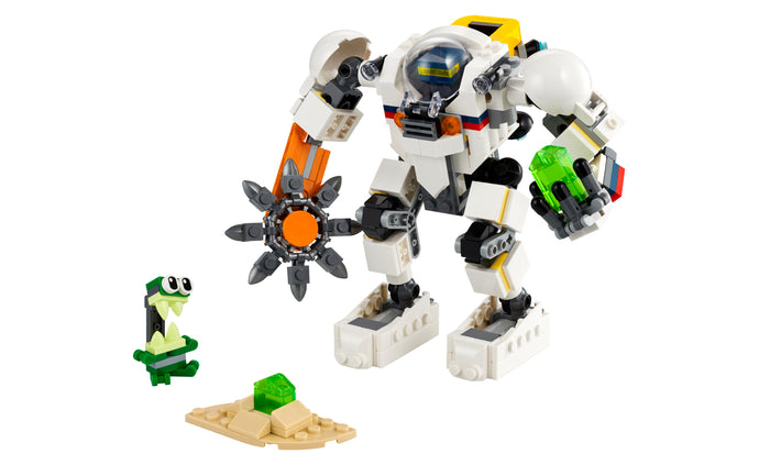 31115 | LEGO® Creator 3-in-1 Space Mining Mech