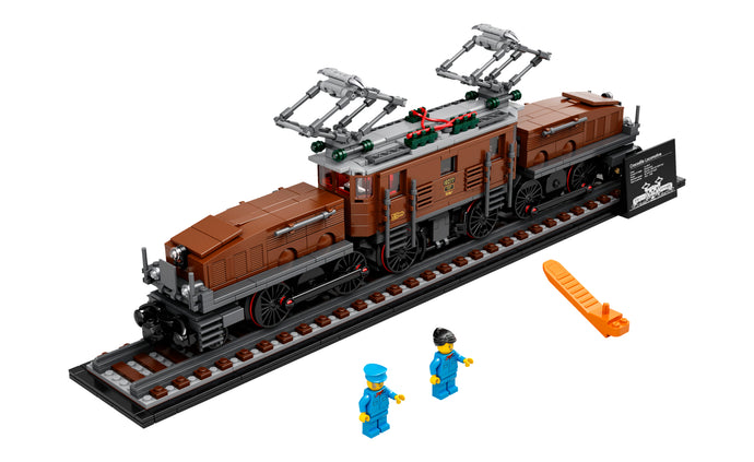 10277 | LEGO® Creator Expert Crocodile Locomotive