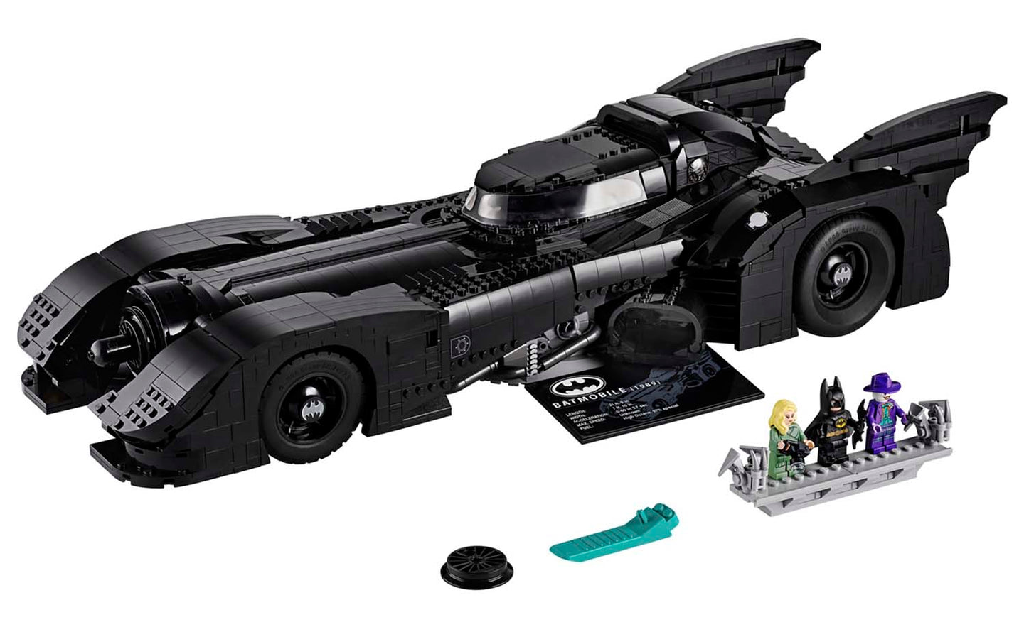 LEGO® DC Comics Batman™ 1989 Batmobile™