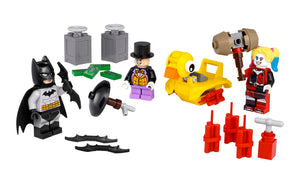 40453 | LEGO® DC Comics™ Super Heroes Batman™ vs. The Penguin™ & Harley Quinn™