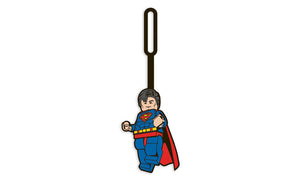 LEGO® DC Comics™ Super Heroes Superman Bag Tag