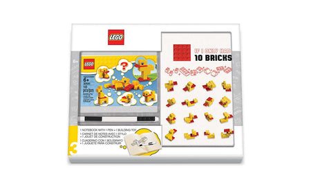 IQ52283 | LEGO® Duck w/Notebook & Pen