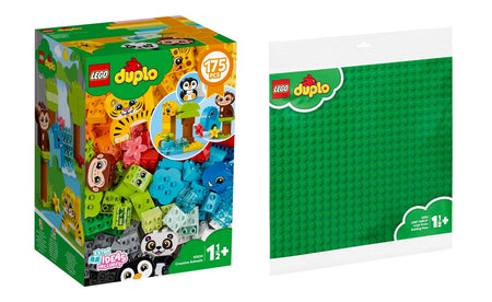 5010909 | LEGO® DUPLO® Creative Animals with Building Plate Bundle