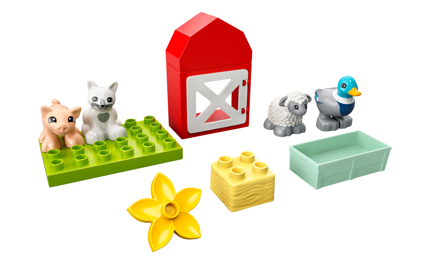 10949 | LEGO® DUPLO® Farm Animal Care