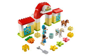 10951 | LEGO® DUPLO® Horse Stable and Pony Care