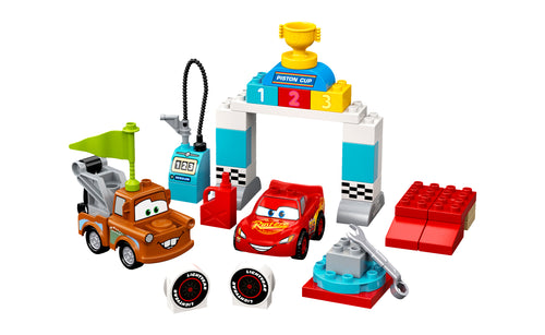 10924 | LEGO® DUPLO® Disney and Pixar Cars Lightning McQueen's Race Day