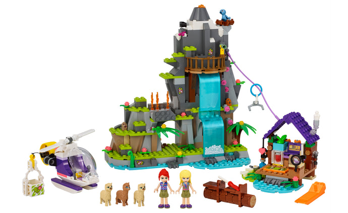 41432 | LEGO® Friends Alpaca Mountain Jungle Rescue