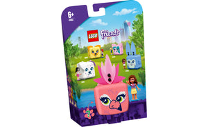 41662 | LEGO® Friends Olivia's Flamingo Cube